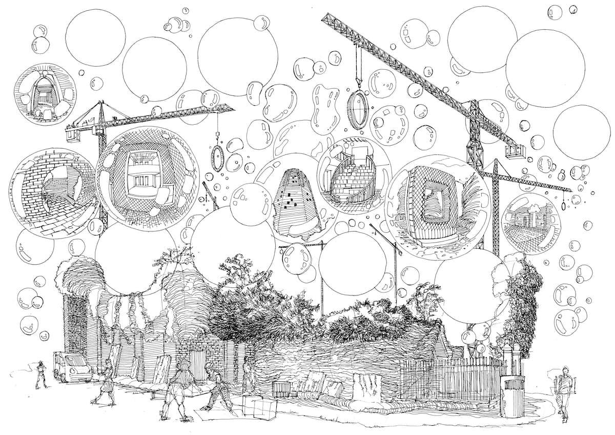 Denken in bubbels Aarnoud De Rycker