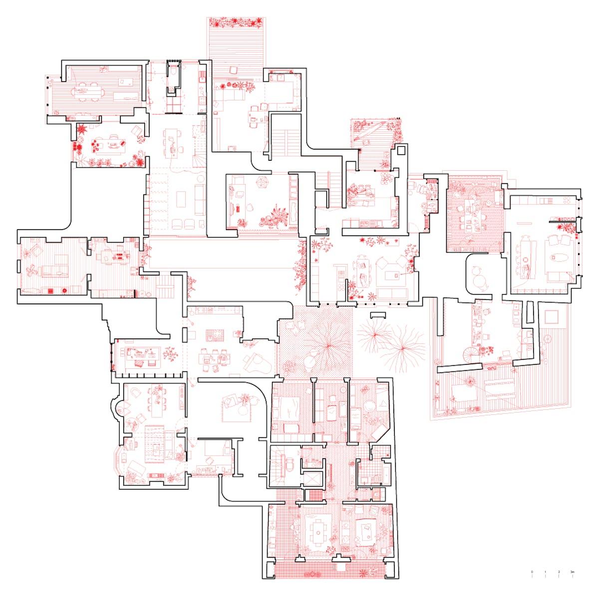 Urbanity Confinement2 New Office Plan 1