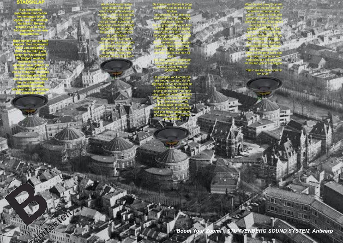 WEB B architecten Stadsklap